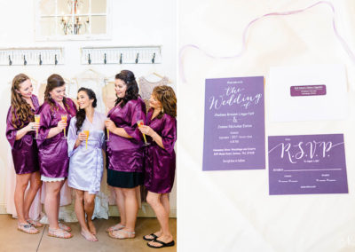 NELYA purple robes bridesmaids 1