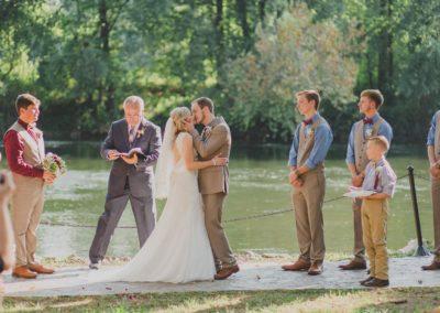 River wedding--10