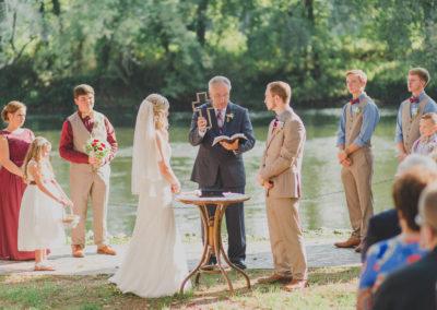 River wedding--9