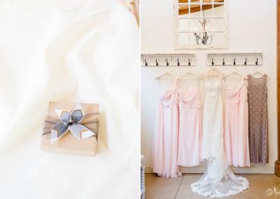 NELYA pink bridesmaids dresses 1