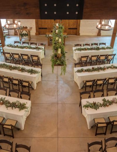 hiwassee riverweddings intimate insidewedding reception in Delano TN