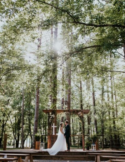 forest wedding 2